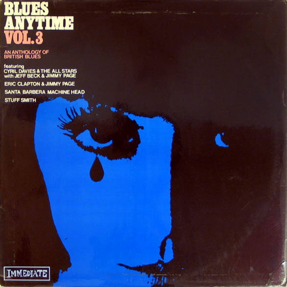 Various ‎– Blues Anytime Vol.3 - An Anthology Of British Blues
