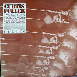 Fuller, Curtis ‎– All-Star Sextets