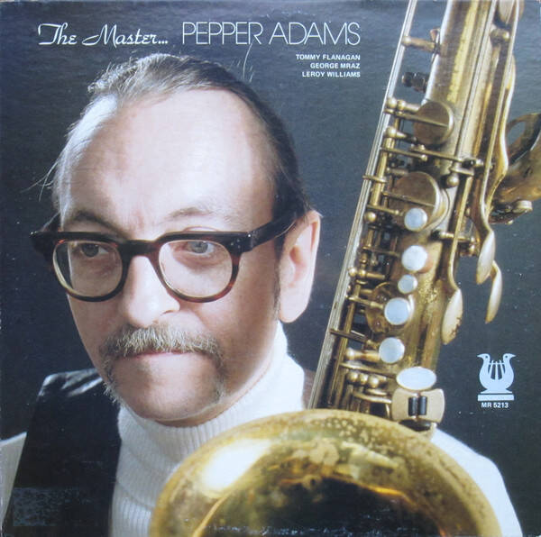 Adams, Pepper ‎– The Master