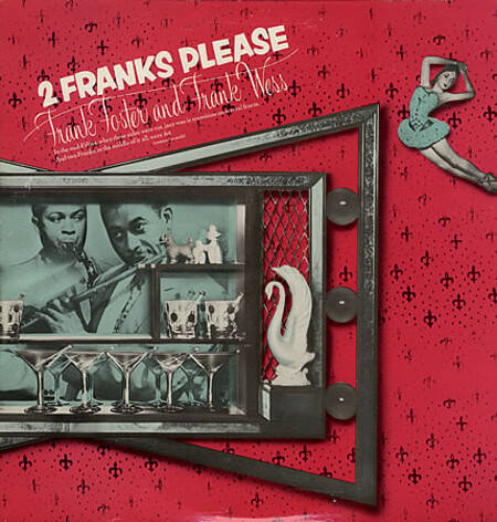 Foster, Frank And Frank Wess ‎– 2 Franks Please