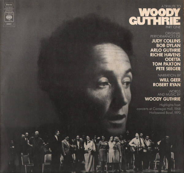 Various – A Tribute To Woody Guthrie Part One