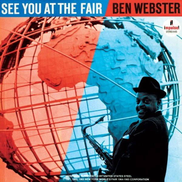 Webster, Ben ‎– See You At The Fair