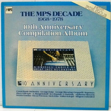 Various ‎– The MPS Decade 1968~1978