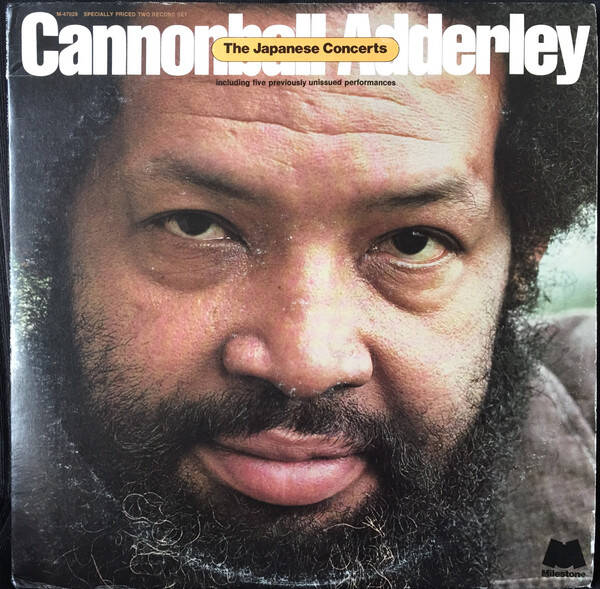 Adderley, Cannonball ‎– The Japanese Concerts