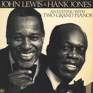Lewis, John & Hank Jones ‎– An Evening With Two Grand Pianos