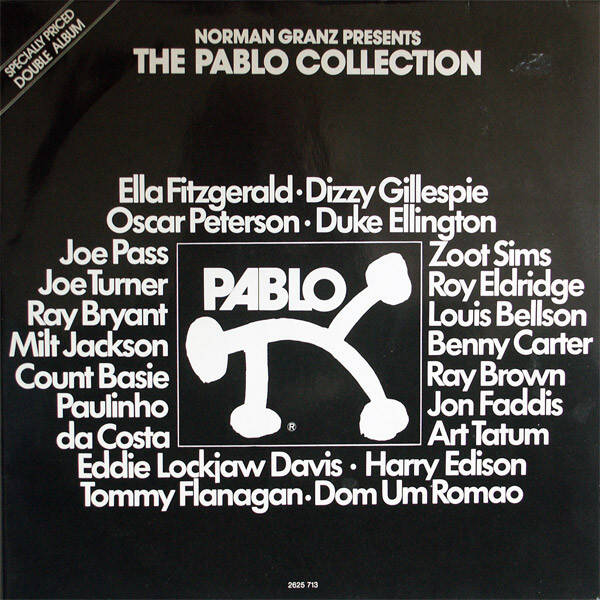Various ‎– The Pablo Collection