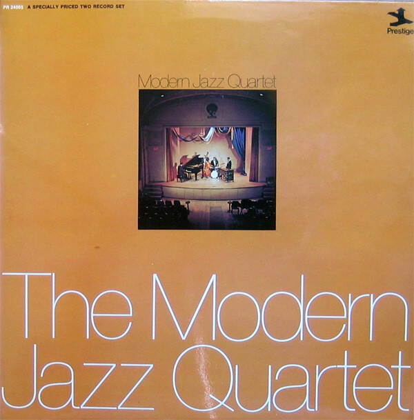 Modern Jazz Quartet, the ‎– Modern Jazz Quartet