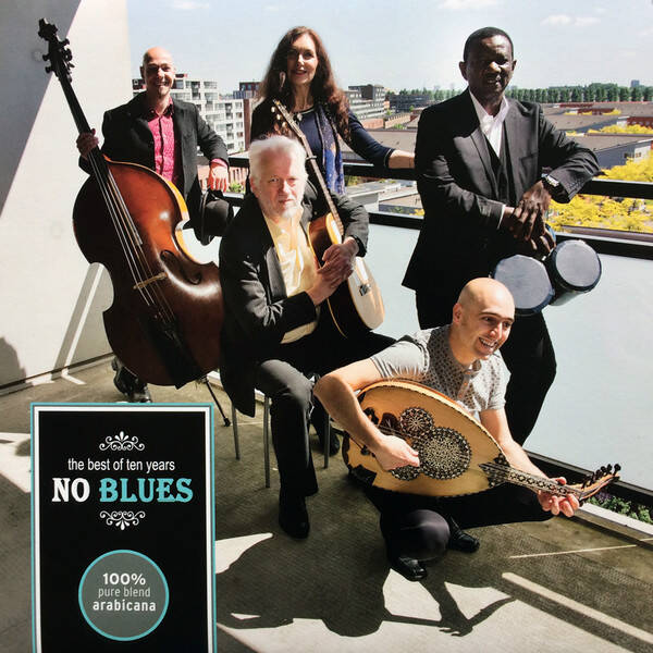 NO blues – The Best Of Ten Years NO Blues