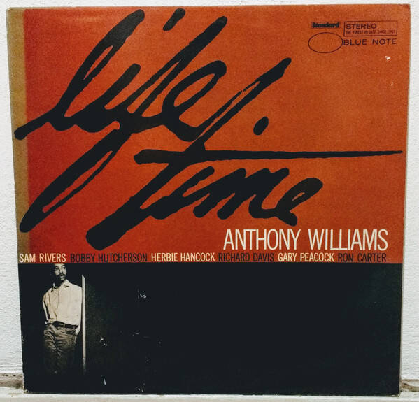 Williams, Anthony ‎– Life Time