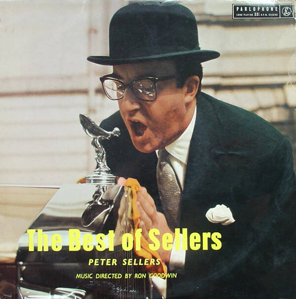 Sellers, Peter ‎– The Best Of Sellers
