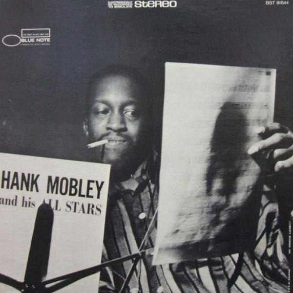 Hank Mobley ‎– Hank Mobley And His All Stars