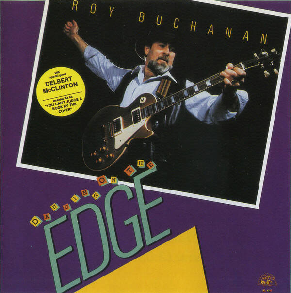 Buchanan, Roy  - Dancing on the edge