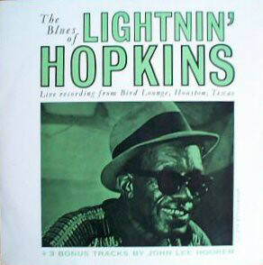 Lightnin' Hopkins, the Blues of