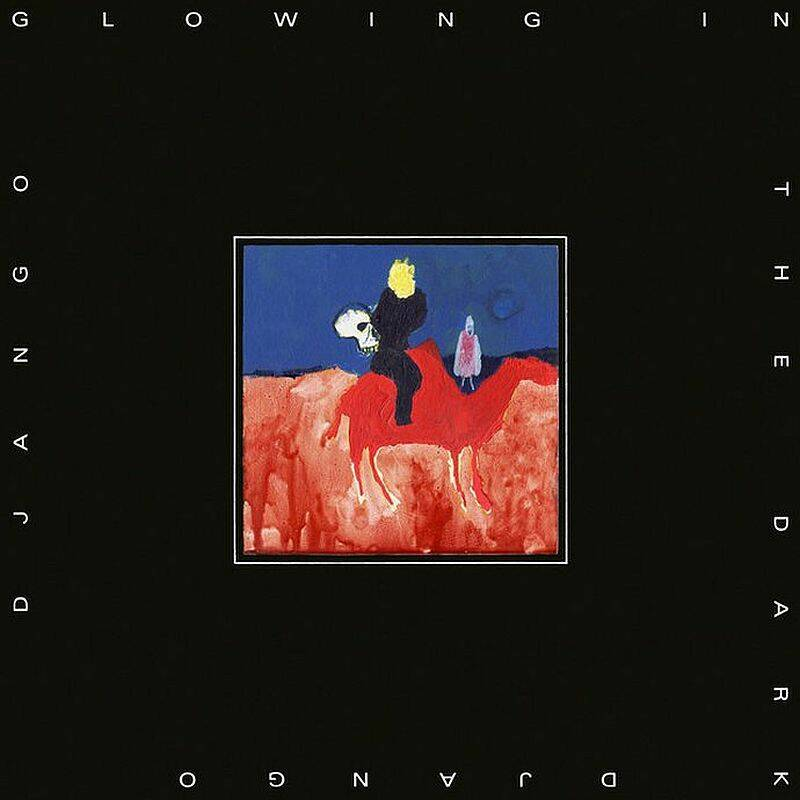 Django Django - Glowing In The Dark - Op LP en CD