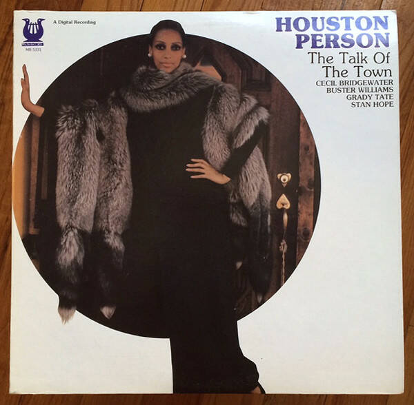 Person, Houston - the Talk of the Town