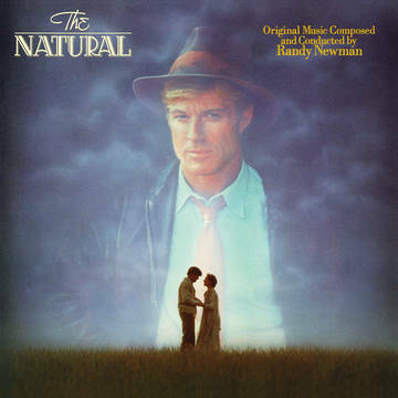 Natural, the - Soundtrack by Randy Newman - 3000 ex worldwide