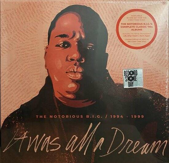 Notorious B.I.G, The - It was all a Dream - 2000 ex worldwide