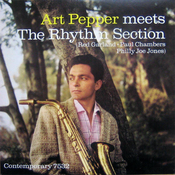 Pepper, Art - meets the Rhythm Section