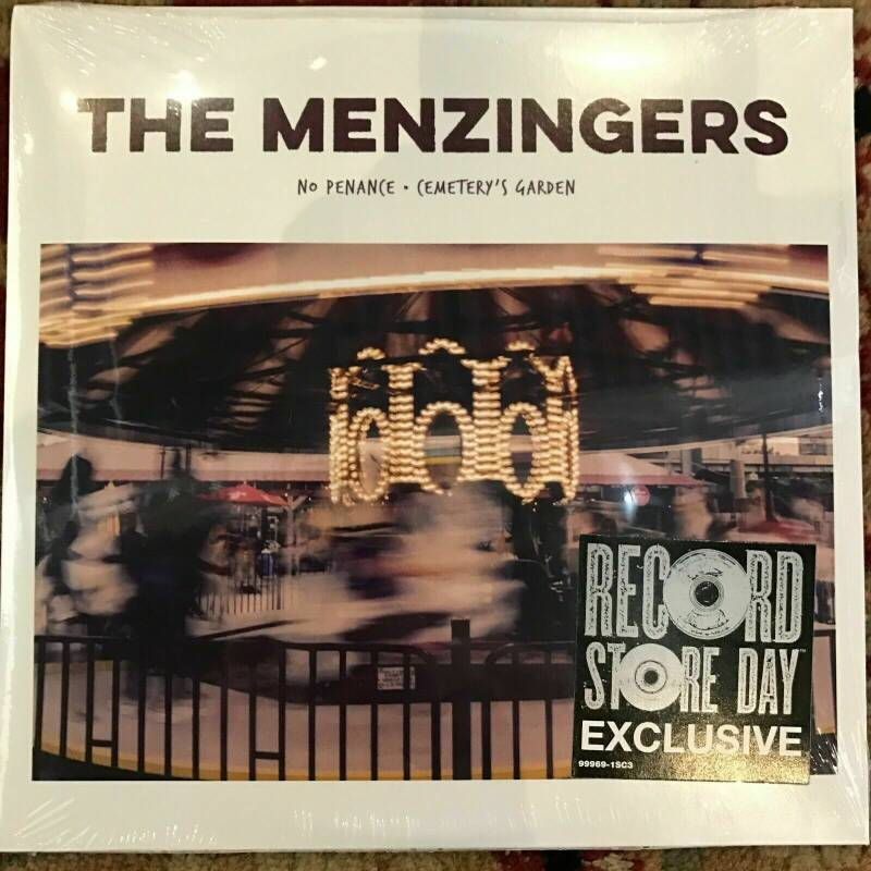 Menzingers, the  - No Penance - Cemetery's Garden