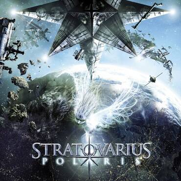 Stratovarius - Polaris - Ltd crystal clear vinyl