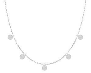 Ketting coins zilver