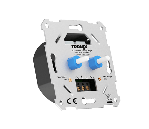 LED Duo Dimmer 2x 2W-100W