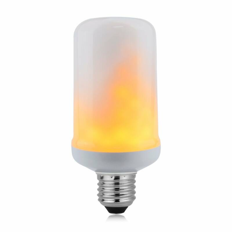 LED Flicker Flame Effect Lamp – 4W