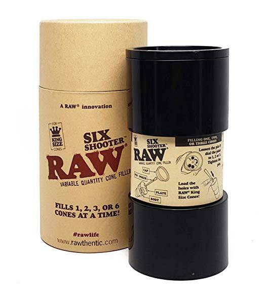 RAW® Six Shooter King Size