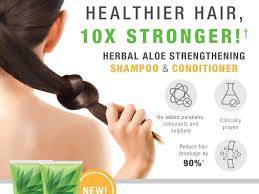 herbalife Herbal Aloë Strengthening Shampoo 250 mL