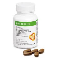 Herbalife NRG Guaranatabletten 60 tabletten