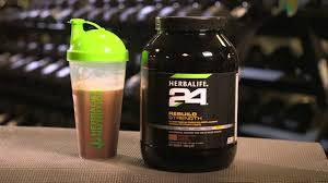 Herbalife H24 Rebuild strength chocolade 1000 g