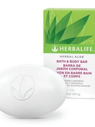 Herbalife Herbal Aloë Bath & Body Bar 125 mL