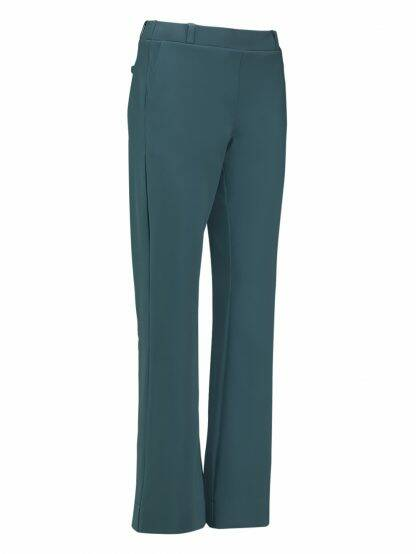 Flair bonded trousers - Deep green