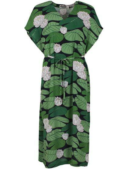 Kvist Dress - Green