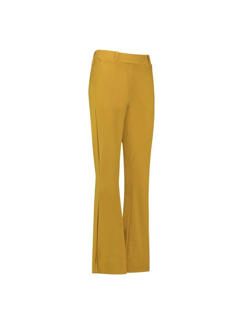 Flair bonded trousers - Harvest gold