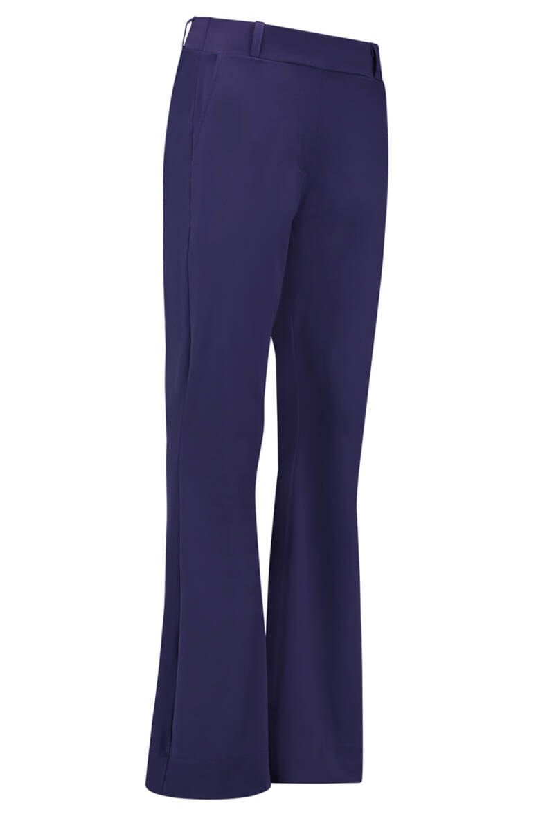 Flair bonded trousers - Purple
