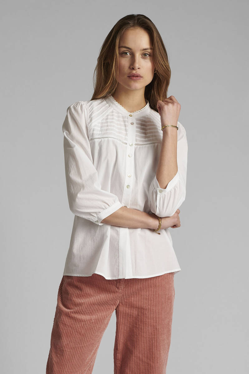 NUCINDY SHIRT creme
