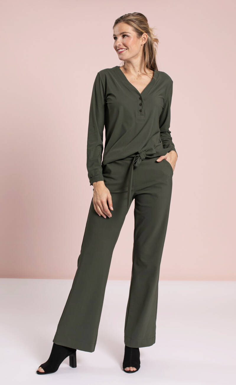 Marilyn trousers Green