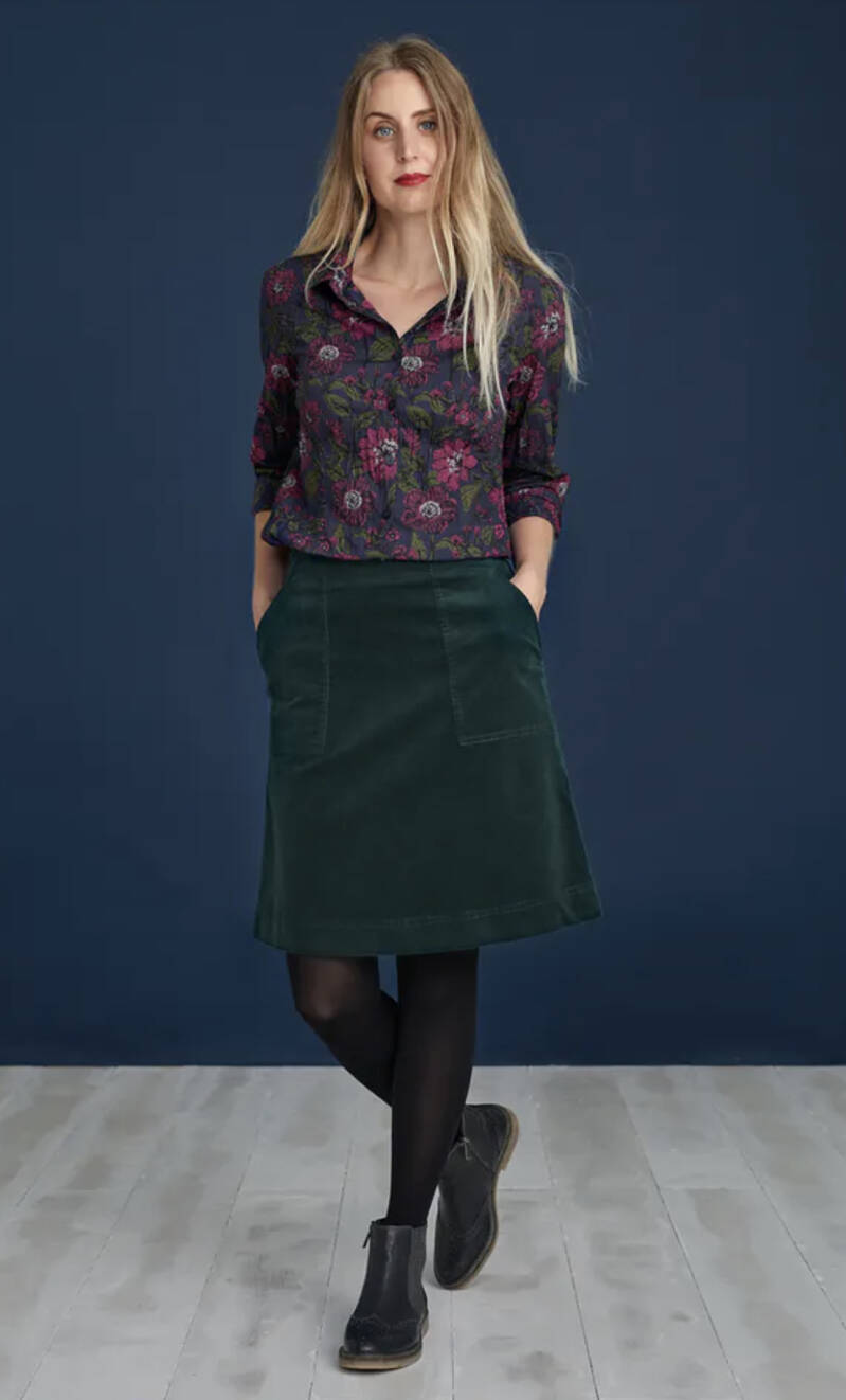 May's Rock Skirt - Thicket