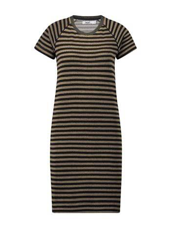 Dress terry stripe