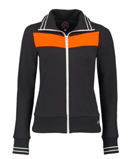 Sporty Jacket Solid