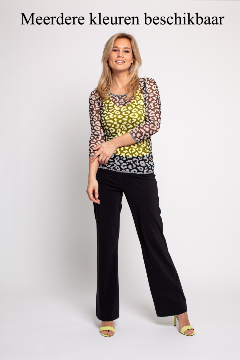 Flair bonded trousers