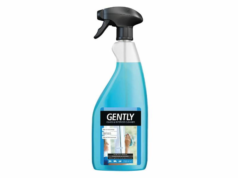 Gently Glass and Interior Cleaner