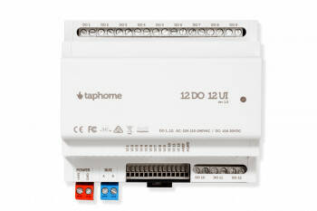 Taphome 12 DO / 12 UI-module
