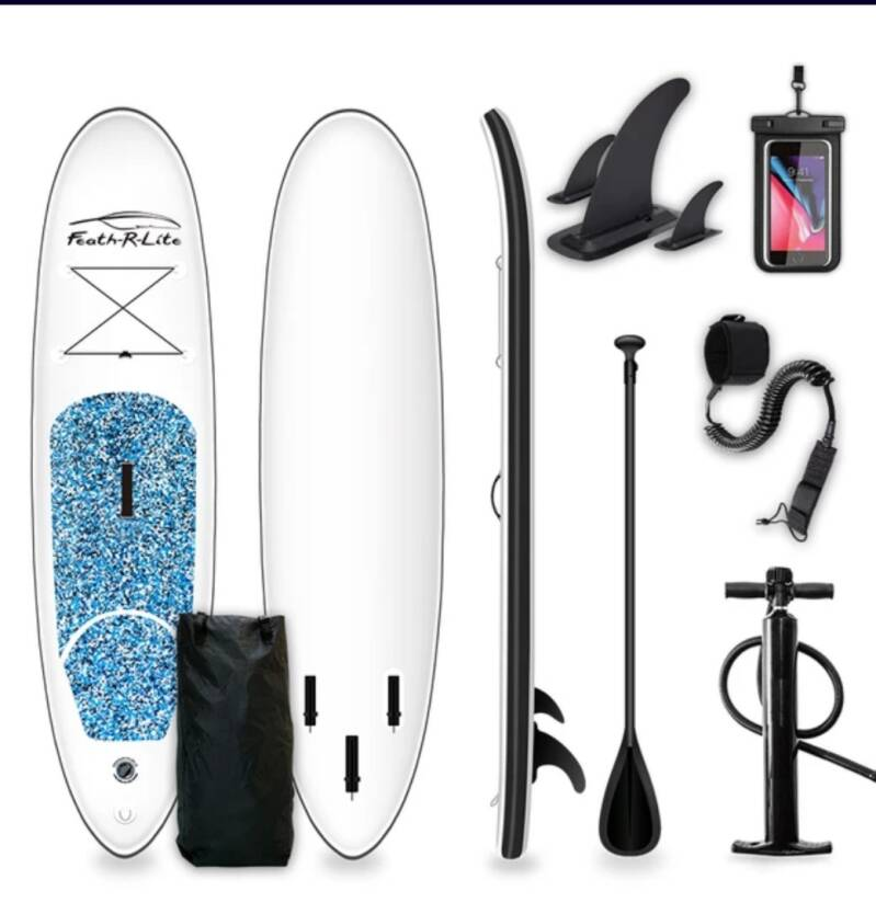 SUP board Funwater Feath-R-Lite