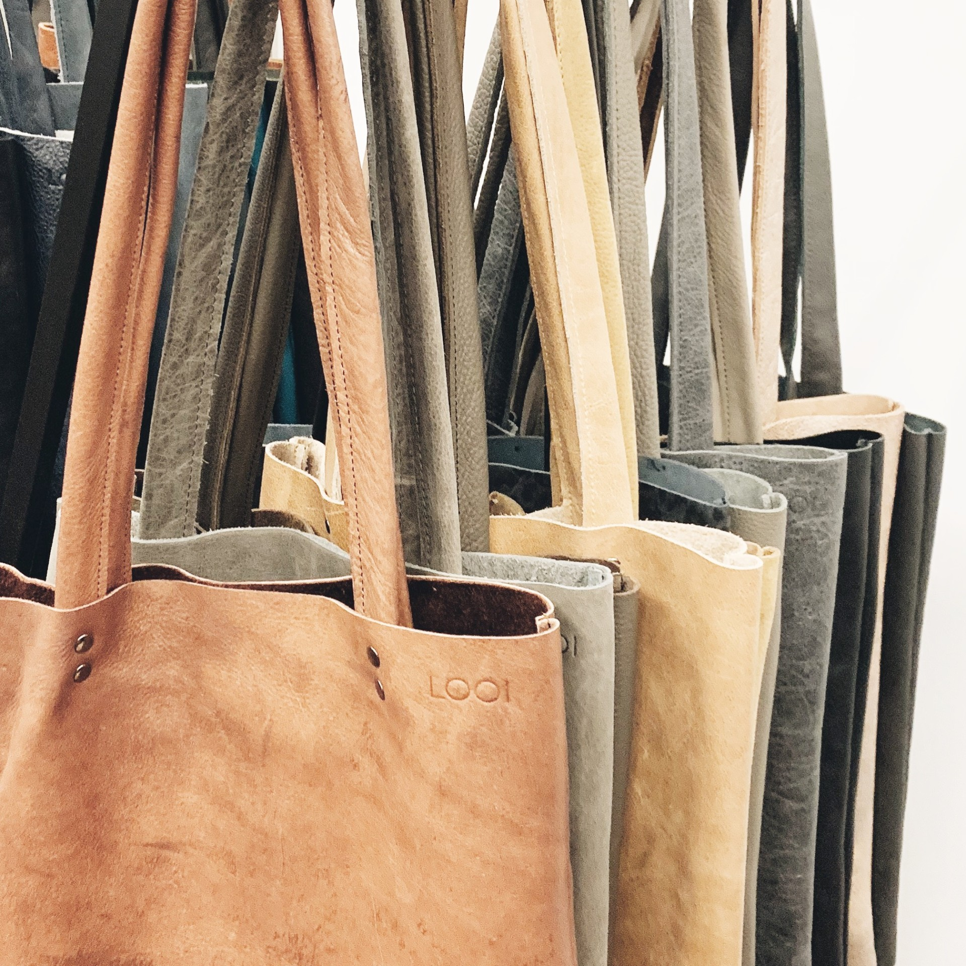 755d372f780 WORKSHOP LEREN SHOPPER BASIC | LOOIdesign