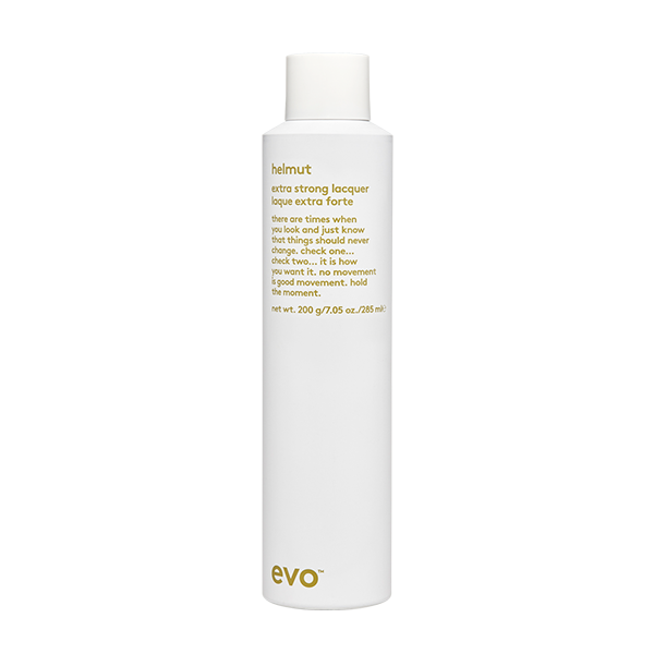 EVO helmut extra strong lacquer