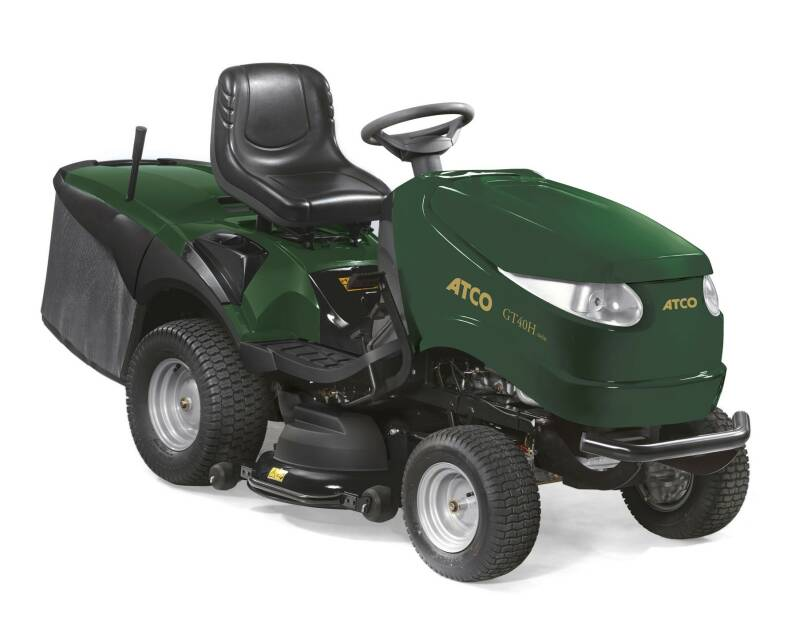 Atco GT40H Twin 4WD 102cm Ride-on Mower