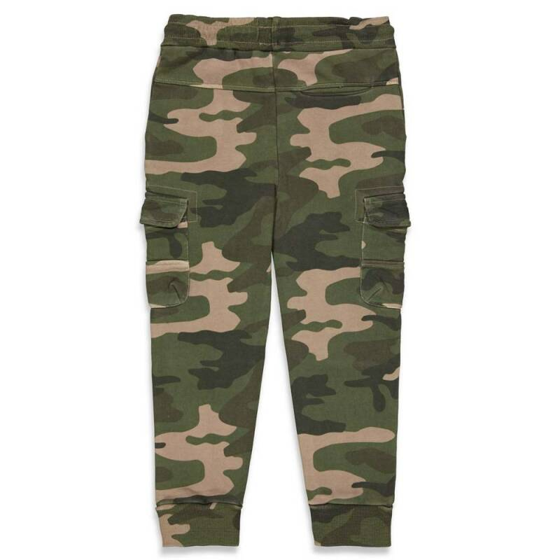 Sturdy jogger armyprint - Press and Play