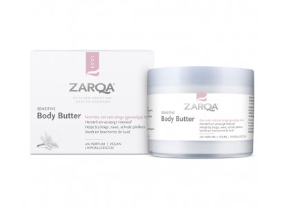 Zarqa body butter